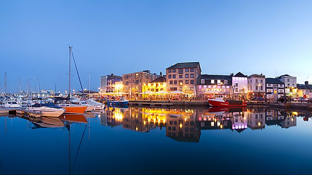 <p>SRRDG exhibit and sponsor plymouth barbican</p>