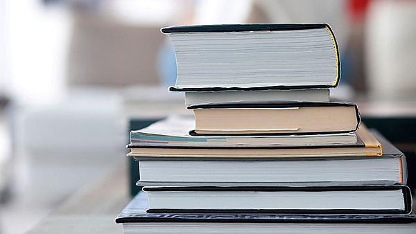 <p>Textbooks - image courtesy of Getty Images</p>