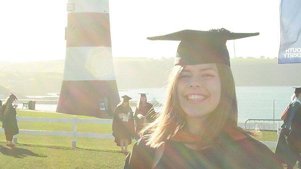 Sian Martyn - BSc (Hons) Psychology graduate