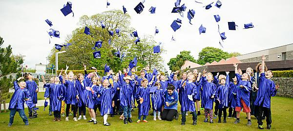 Devon and Cornwall Children's University graduations