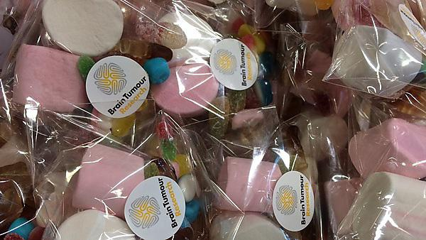 <p>Sweets for Brain Tumour Research</p>