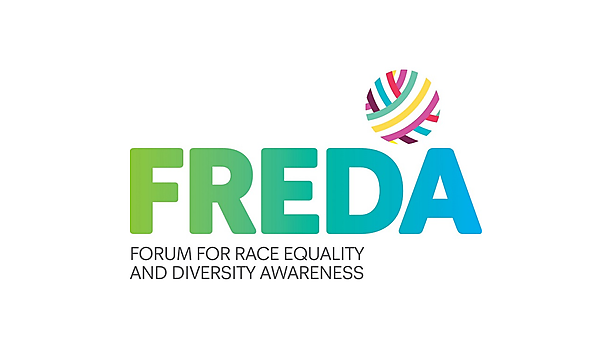<p>FREDA - Forum for Race Equality and Diversity Awareness image</p>