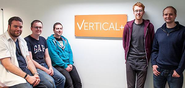 <p>Vertical Plus graduates</p>