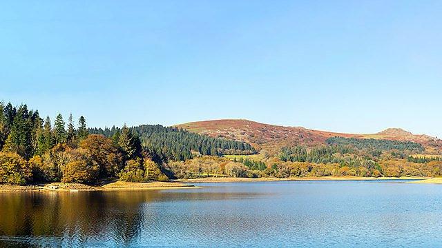 <p>  Burrator Reservoir, Dartmoor National Park, Devon<br></p>