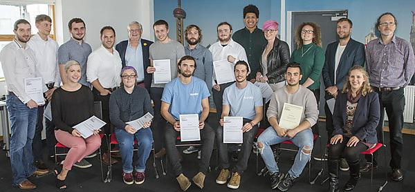 BETA Enterprise programme awards funding to student start-up