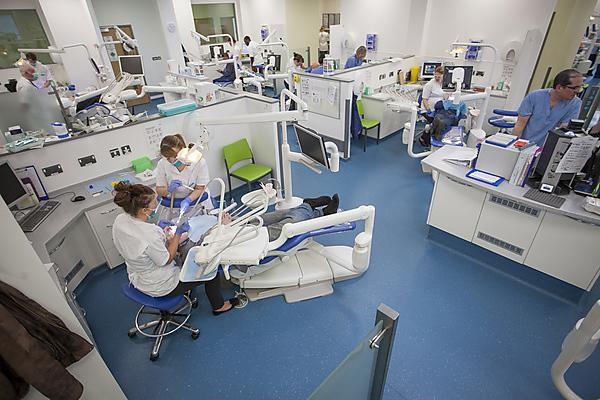 Top ranking for University of Plymouth dental school