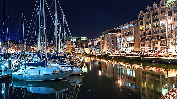 <p>The South West, Barbican Waterfront&nbsp;</p>