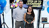 Plymouth Argyle Community Trust nominated Sophie Toulson in the Step Up To Leadership Award category