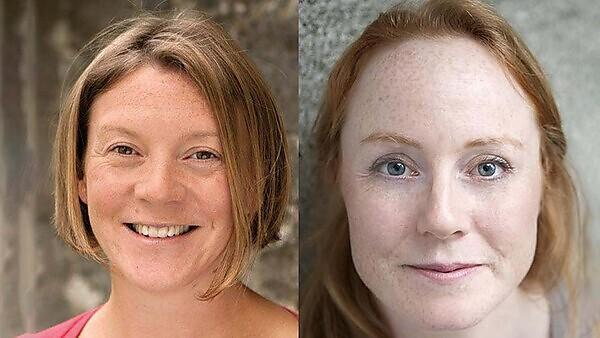 Dr Jodie Fisher and Dr Sarah Boulton