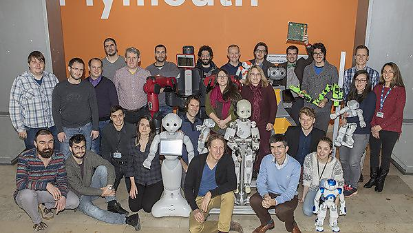 <p>Centre for Robotics and Neural Systems team<br></p>