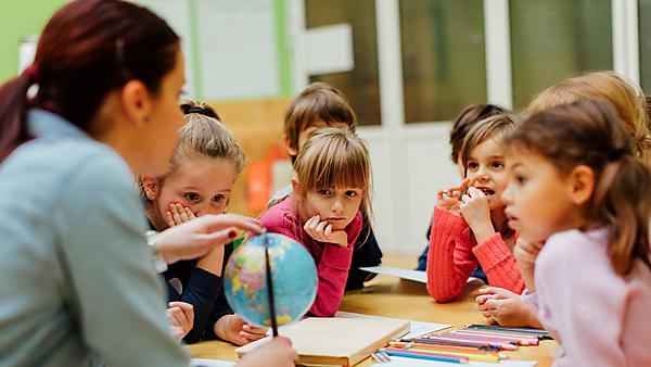 BA (Hons) Early Childhood Studies with Foundation Induction Information
