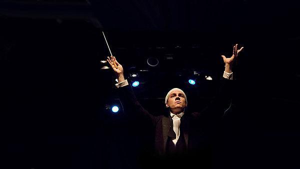 <p>Concerto performance</p>