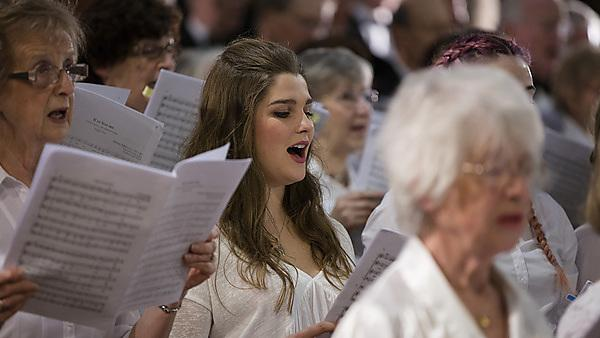 Music: University Of Plymouth Choral Society and Sinfonia Christmas Concert
