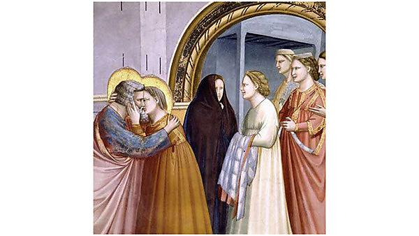 Talk: Her-Story Of Art: A Brief Alternative History Of Giotto And The Arena Chapel