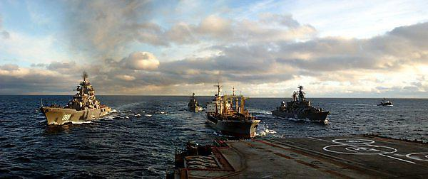 Conference explores the influence and impact of Russian military and maritime strategies