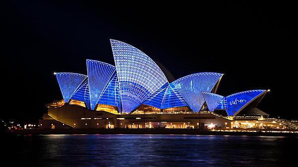<p>Sydney Opera House</p>