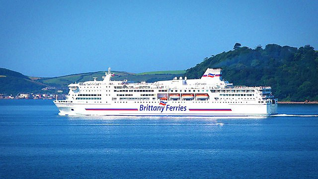 <p>Getting here ferry plymouth sound</p>