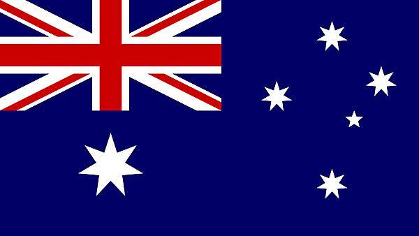 <p>Australia flag</p>