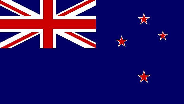 <p>New Zealand flag</p>