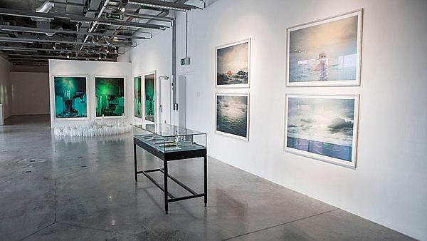 <p>Photography exhibition</p>