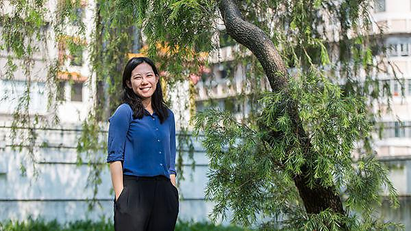 <p>Florence Mak - BSc (Hons) Environmental Science </p>