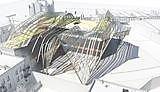 Rebirth of forgotten building by Chris Wynn