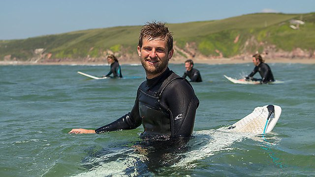 <p>Clearing 2017 John cutter surfing</p>