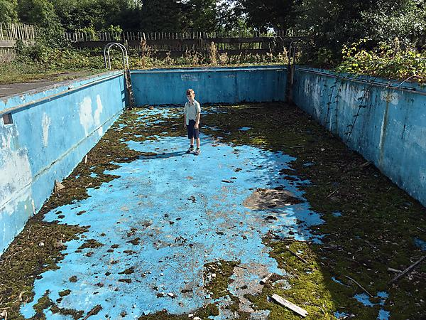 <p>Becky Strong, MA Photography, Plymouth University: Empty Pool<br></p>