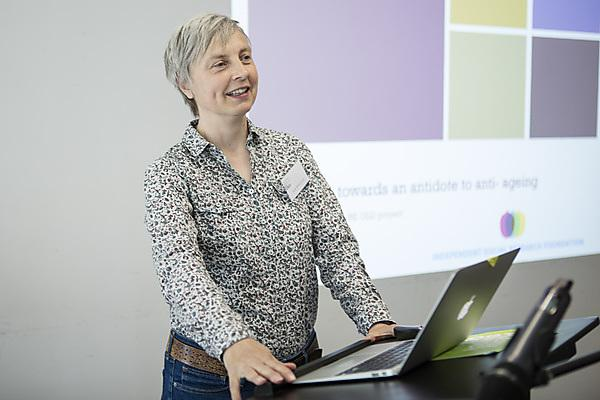 Professor Jayne Raisborough, School of Cultural Studies and Humanities, Leeds Becket University Keynote Speaker at the Methodological Innovations Conference 2017
