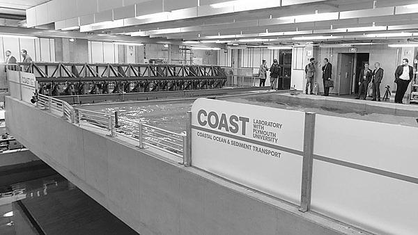 <p>Coast laboratory</p>