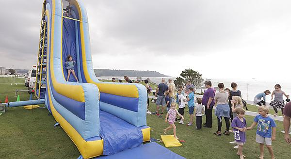 Children's sponsored walk and fun day for brain tumour research