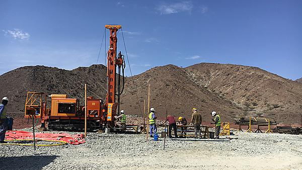 <p>Oman drilling project</p>