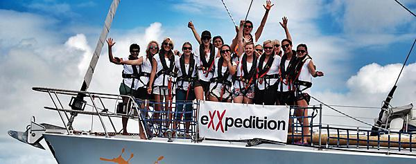 All-female crew sail round Britain to raise awareness of plastics in our oceans