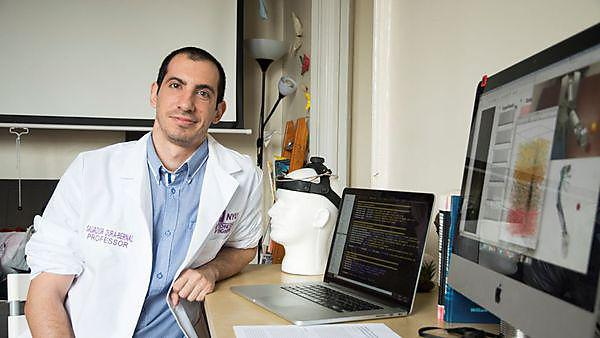 Salvador Dura Bernal - PhD in Computational Neuroscience