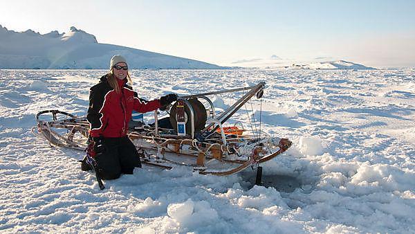 Terri Souster - BSc (Hons) Marine Biology graduate