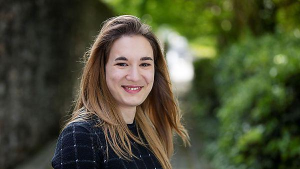 Chiara Rivetti - BEng (Hons) Electrical and Electronic Engineering