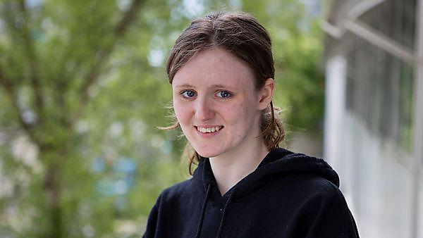 Hannah Kaye - BSc (Hons) Computer Science graduate