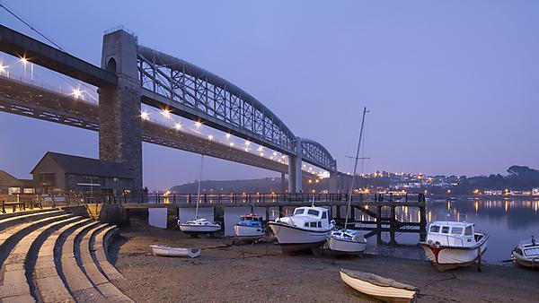 <p>Saltash Water Front, credit:MattStansfield, courtesy of Getty Images<br></p>