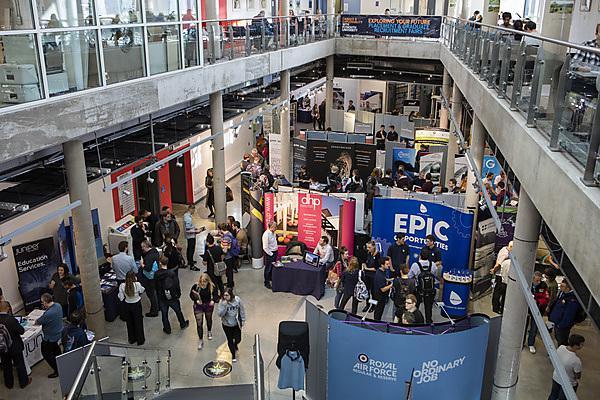 <p>STEM careers fair 2016</p>