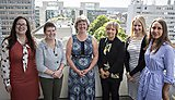 Speakers - Zoe, Bridie, Margaret, Pam, Zoe and Jenny
