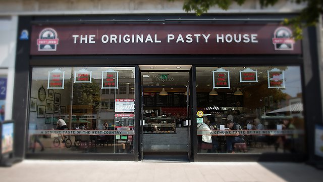 <p>Confirmation original pasty house</p>