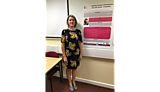 Displaying Poster and presenting at Plymouth University Student Research Conference 2017