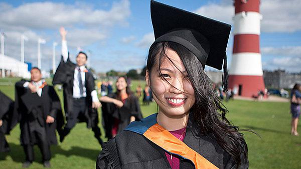 Graduation information for our international students