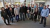 Visiting lecture Sir Kenneth Grange with 3D Design students
