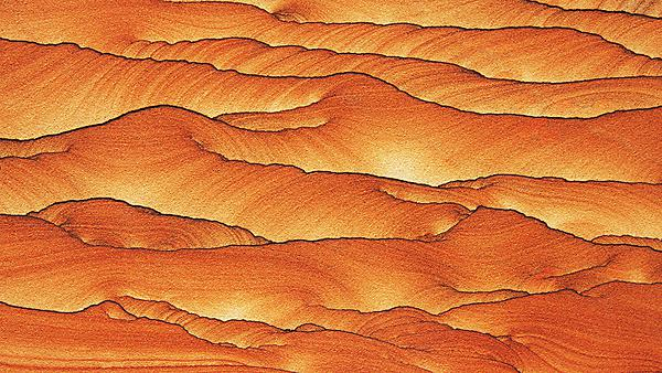 <p>  </p><div>Sandstone Weathered Rock Canyon Pattern. Image courtesy of Getty Images.</div><p></p>