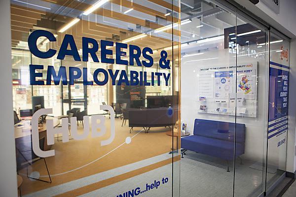 <p>Careers and Employability Hub</p>