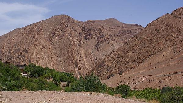 <p>Long term landscape evolution of the Moroccan High Atlas<br></p>