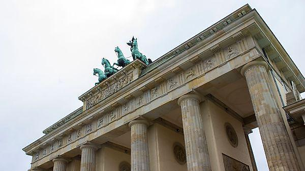 <p>Brandenburg Gate in Berlin, Germany, credit: Ismailciydem, courtesy of Getty Images<br></p>