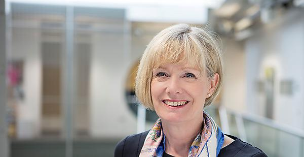 Meet Professor Jill Shawe - the new Director of the University's Institute of Health and Community