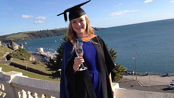 Ellie Vaughan – BSc (Hons) Marine Biology; MRes Marine Biology graduate